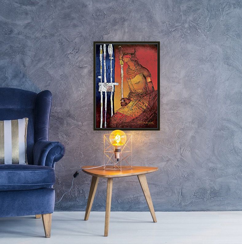 Massai  Art