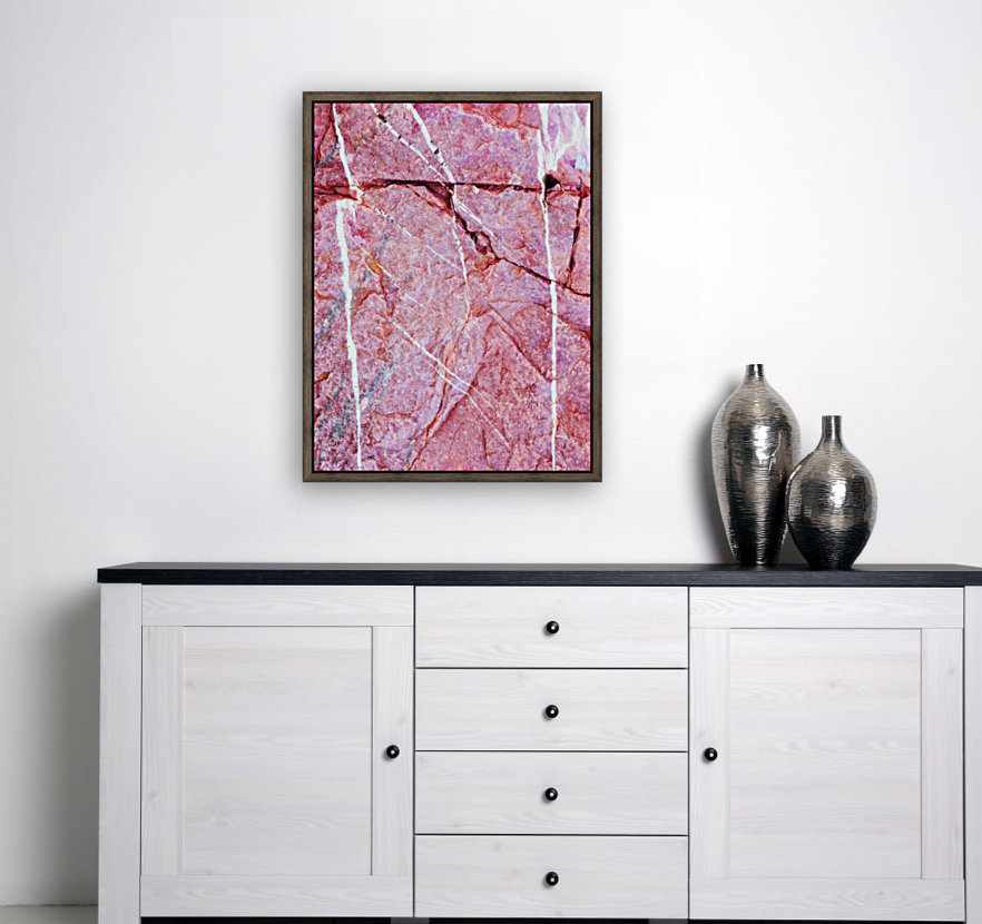 Australia Rocks - Abstract 7  Art