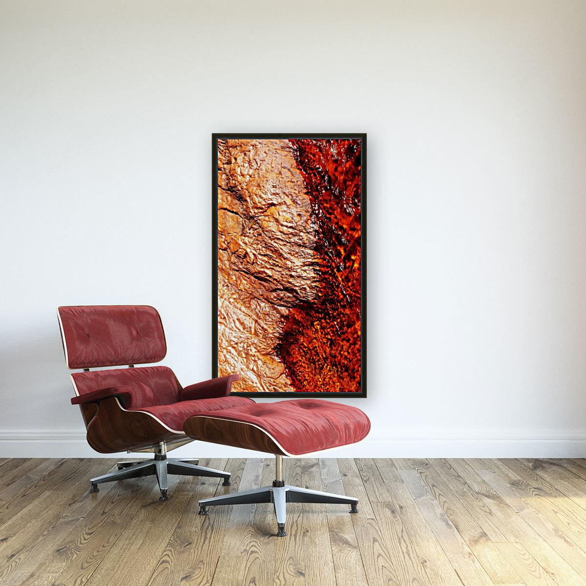 Australia Rocks - Abstract 28  Art