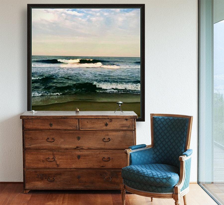 July Surf  Art