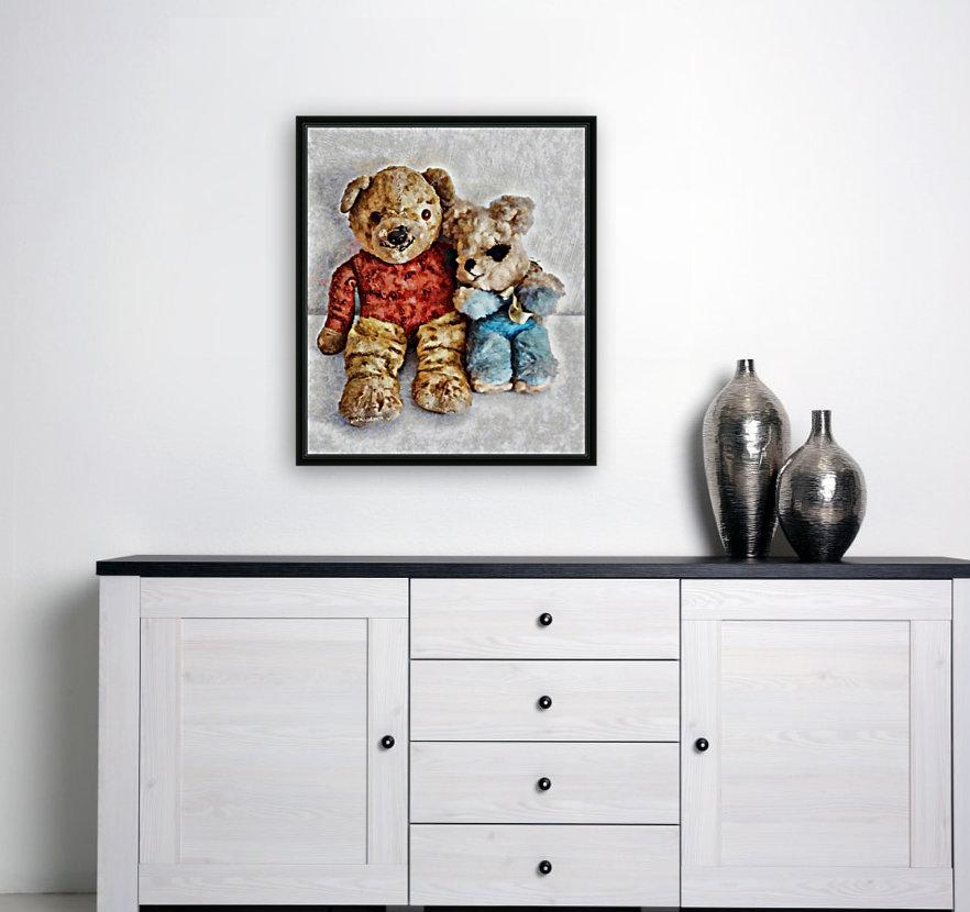 Give Me A Bear Hug  Art