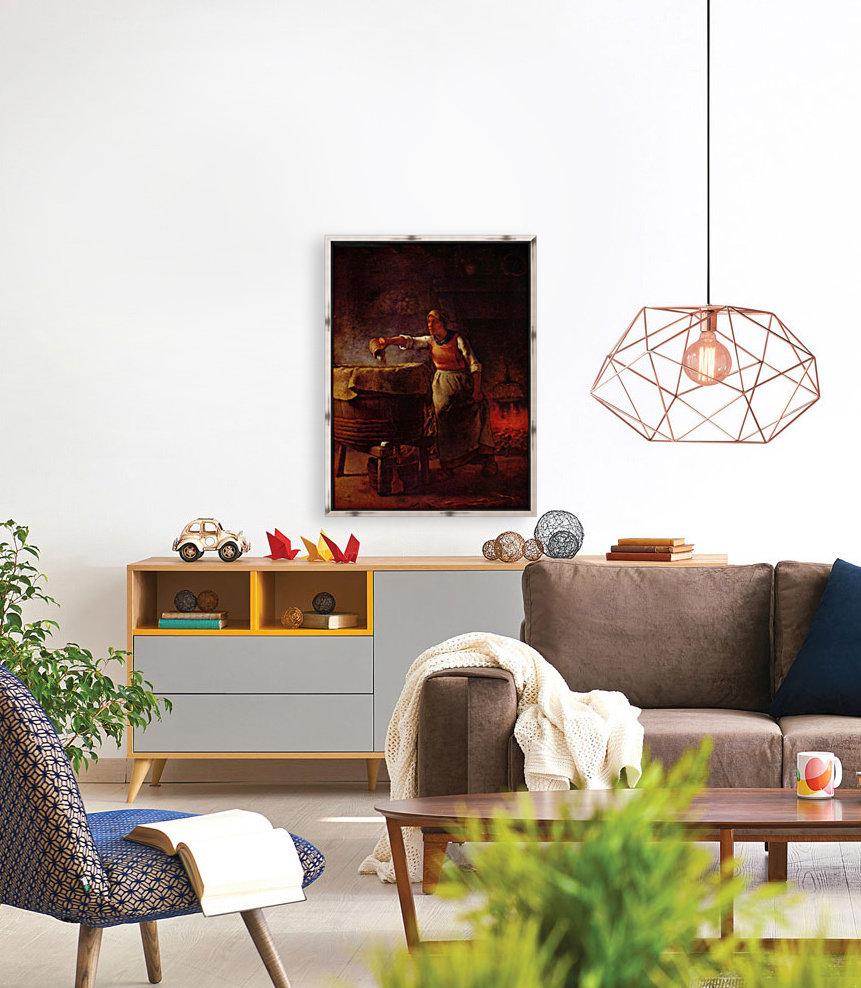 At home  Art