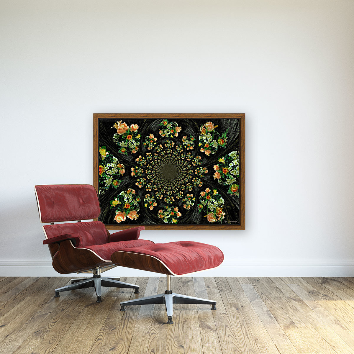 Floral Creation  Art