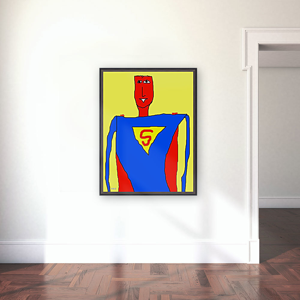 Super with Floating Frame