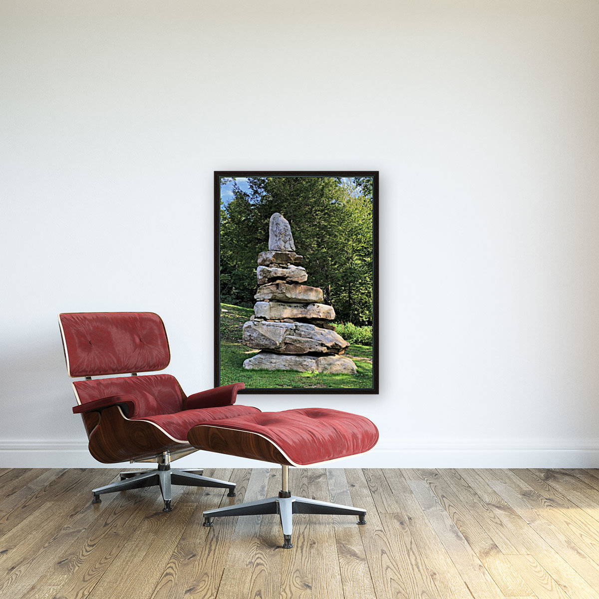 Stacked Stones  Art
