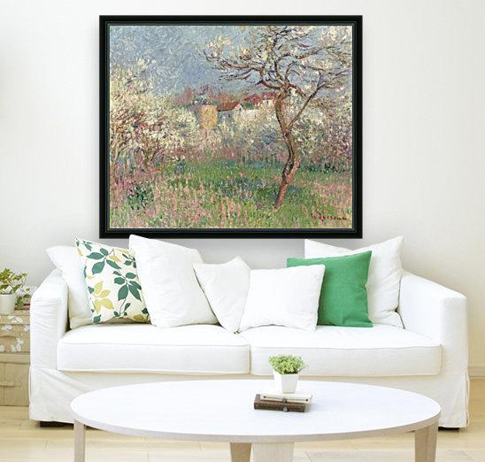 Spring, Outskirts of Pontoise  Art