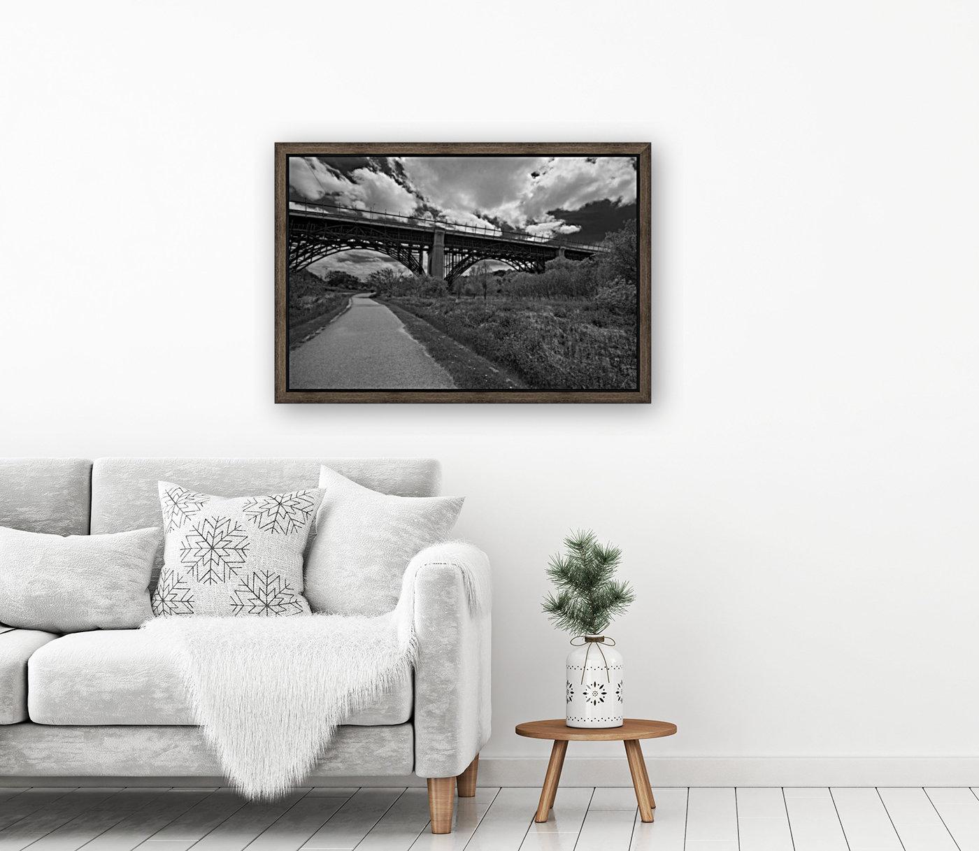 The bridge  Art