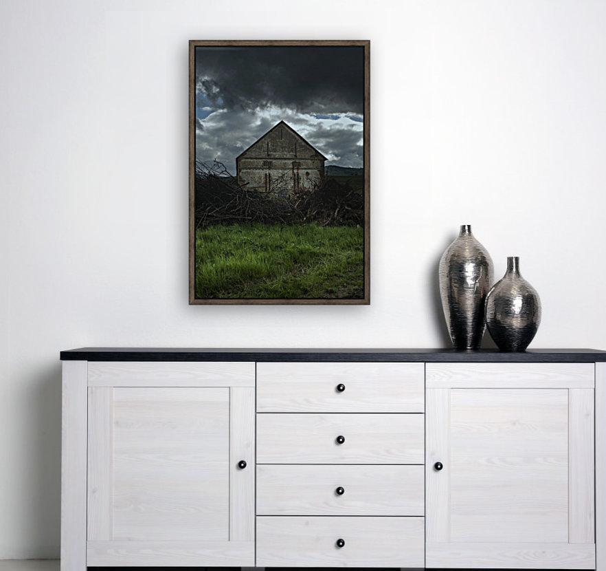 The Barn  Art