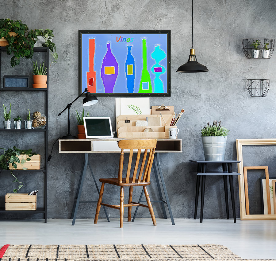 Vinos with Floating Frame
