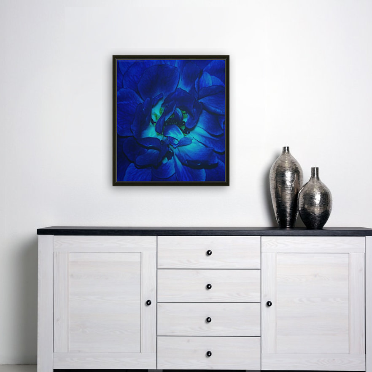Blue Rose     Art