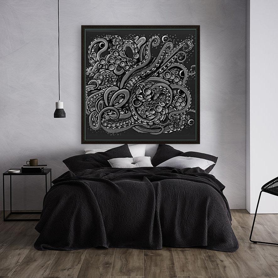 Nova Greyscale  Art