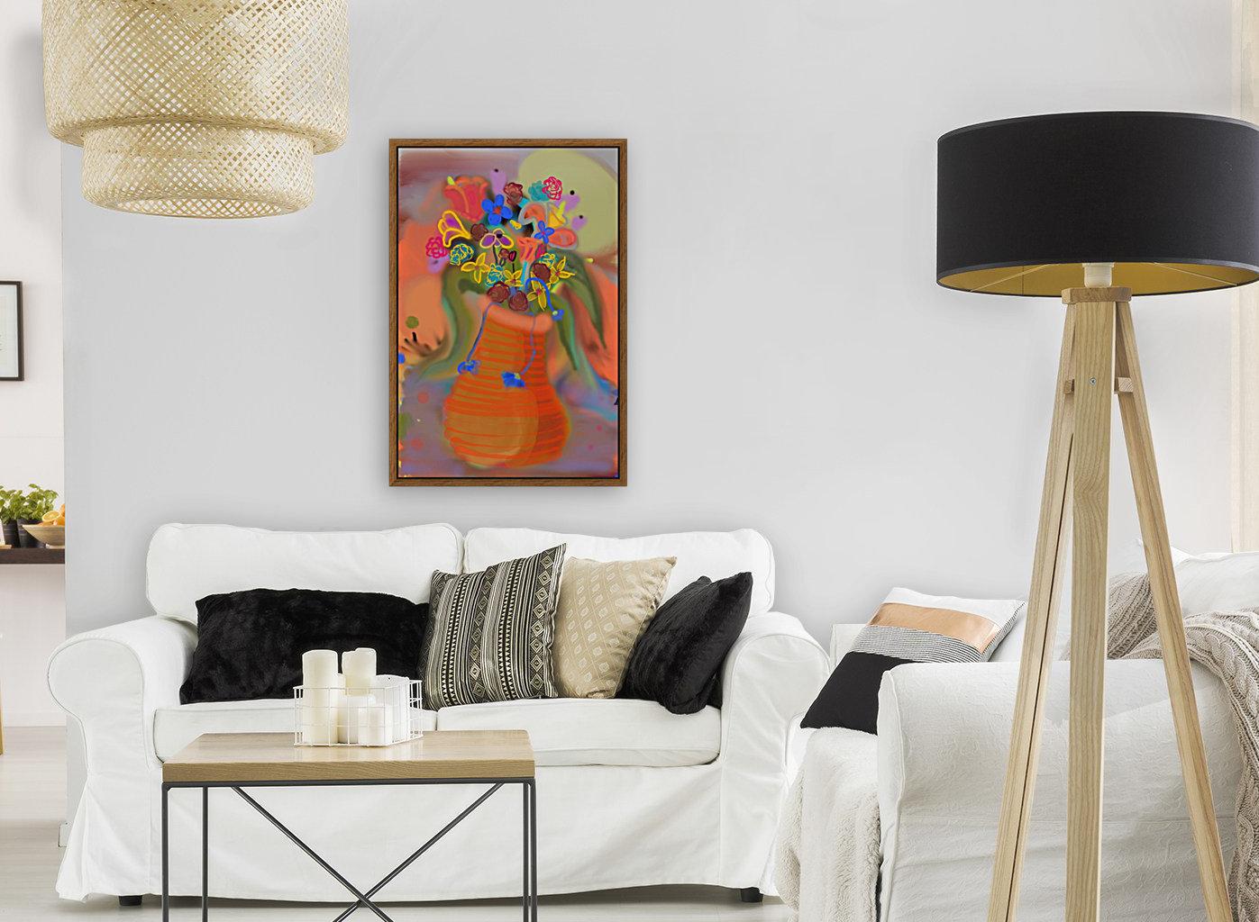 three vases (12)  Art