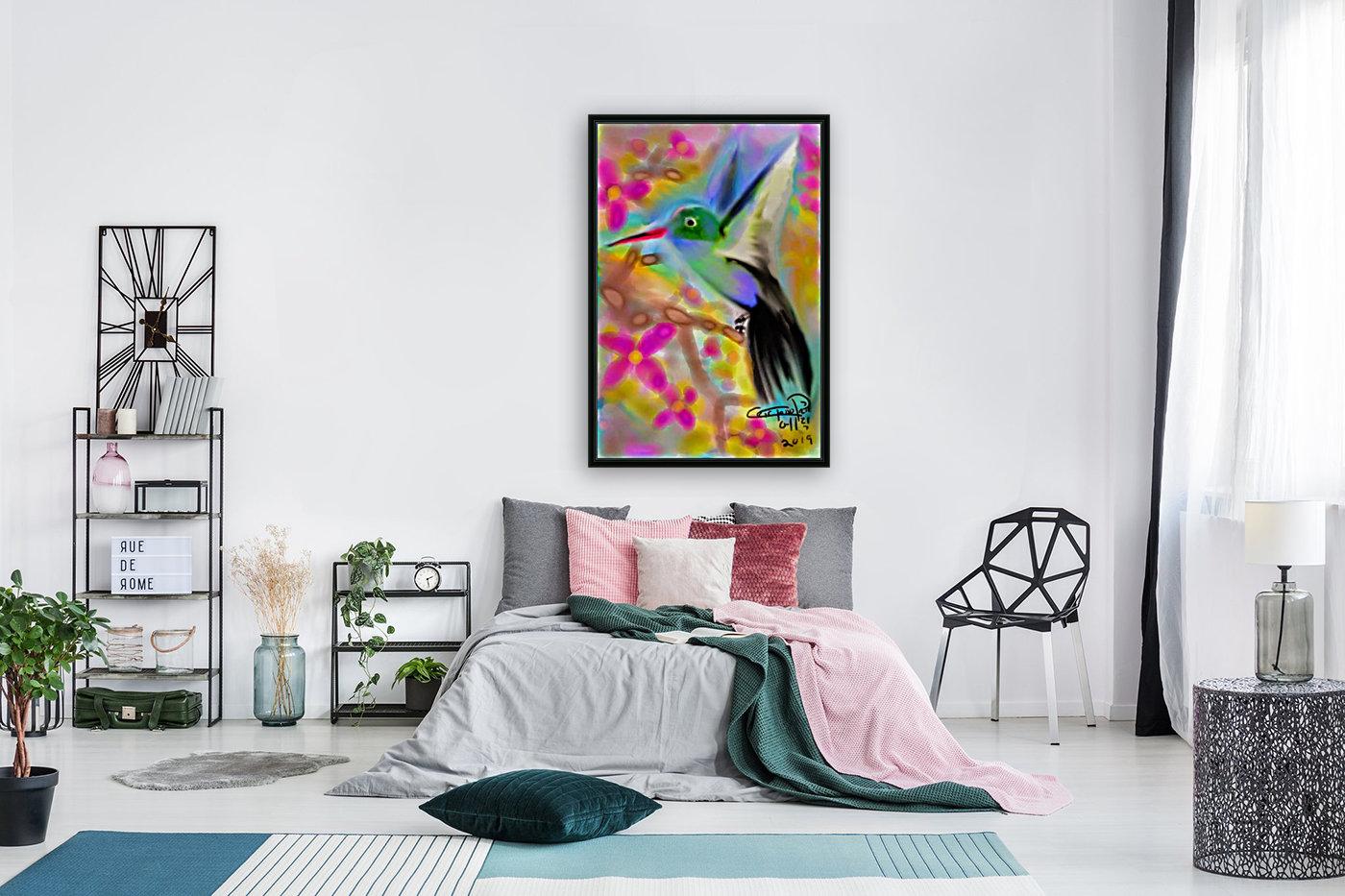 bird & tree.v2  Art