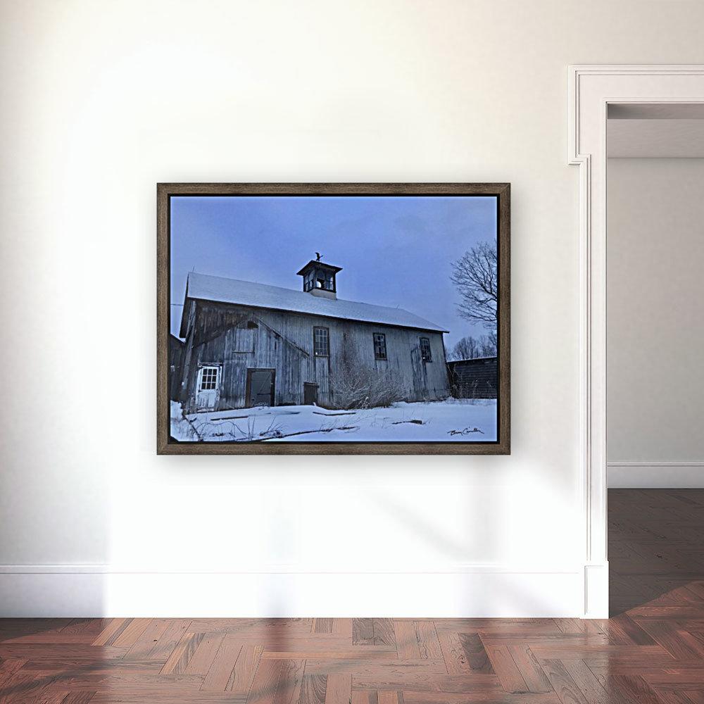 Avon Barn  Art