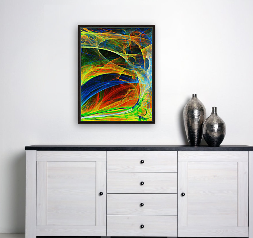 Abstract Composition 395  Art