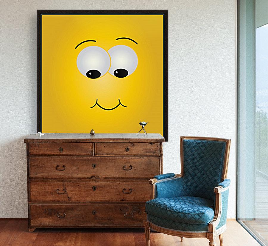 Smiling Puffy   Art