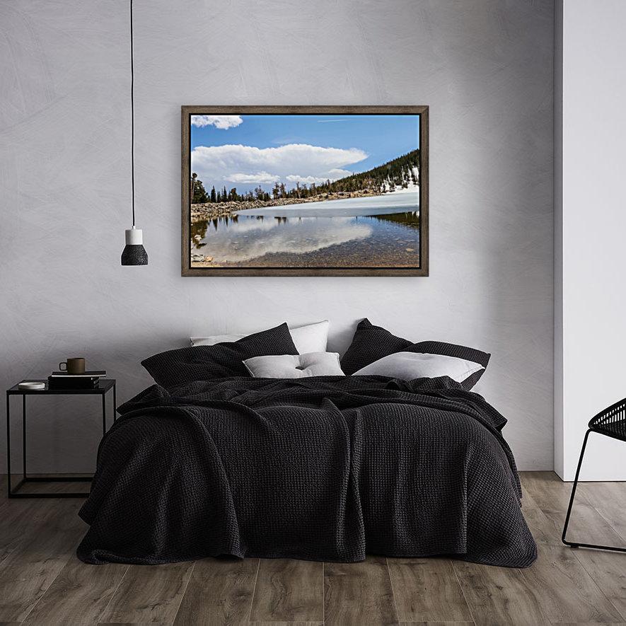 Colorado Glacier  Art