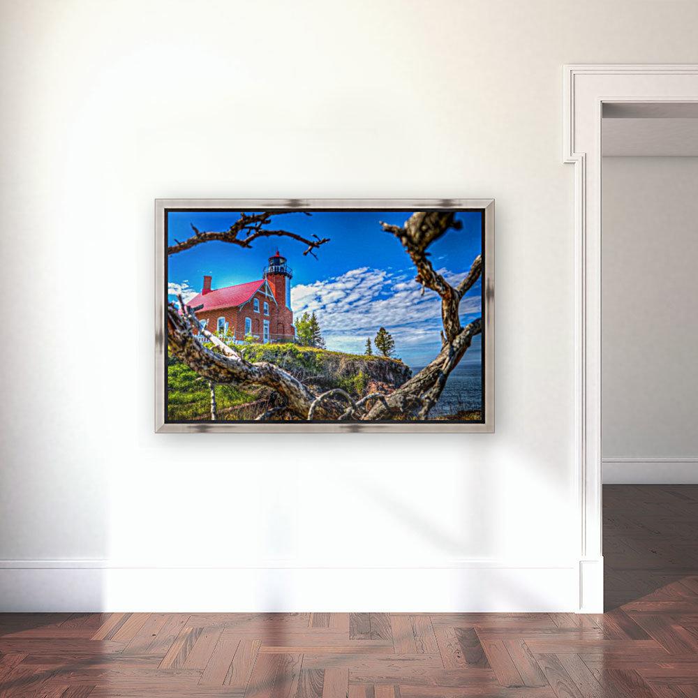 Lake Superior Lighthouse  Art