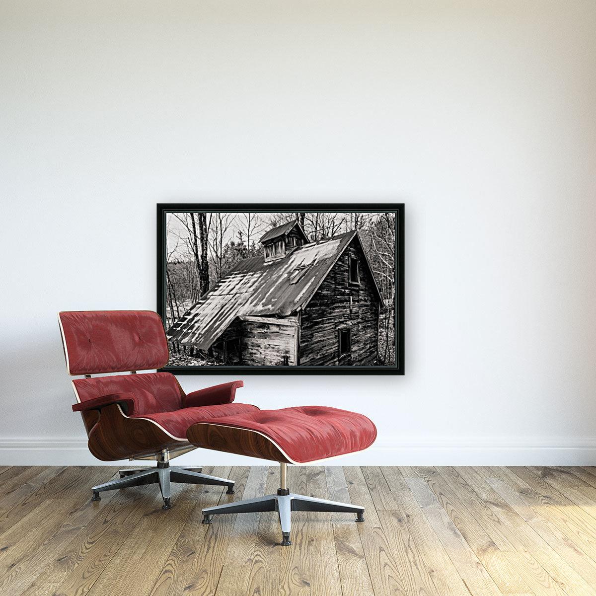 Abandoned Shack 6  Art