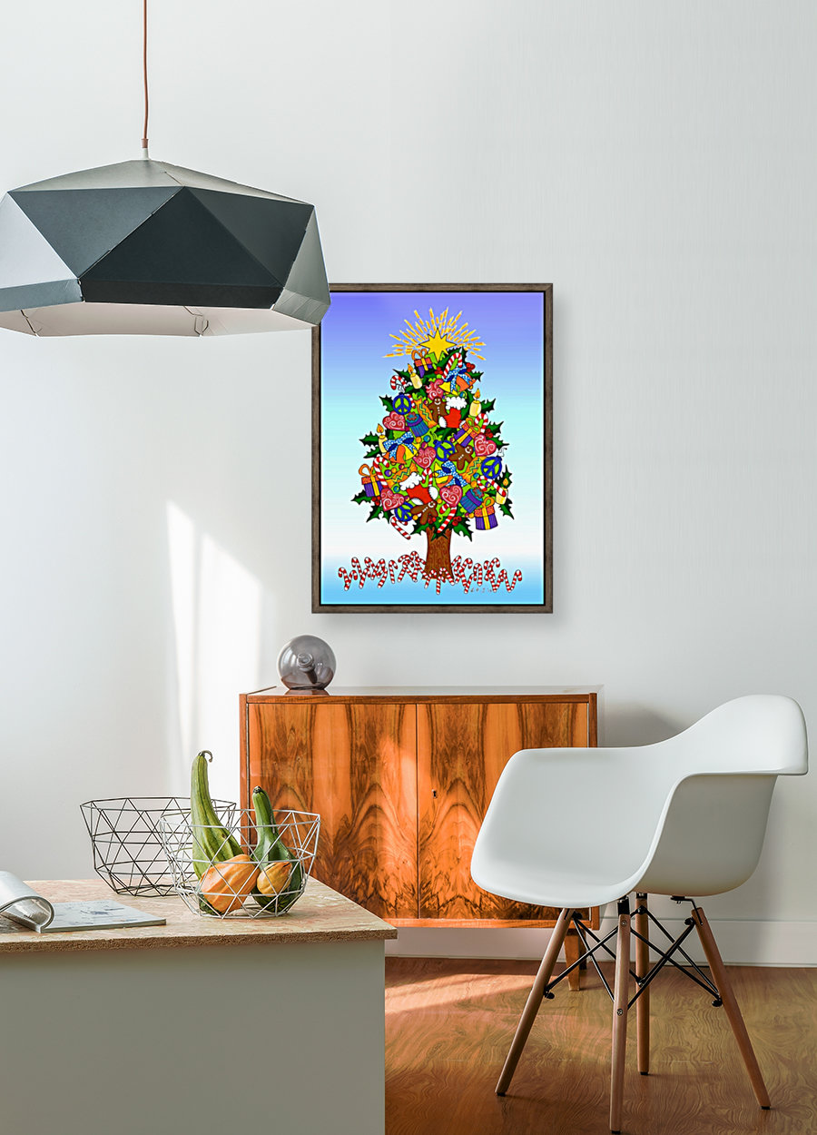 Joy of Christmas  Art