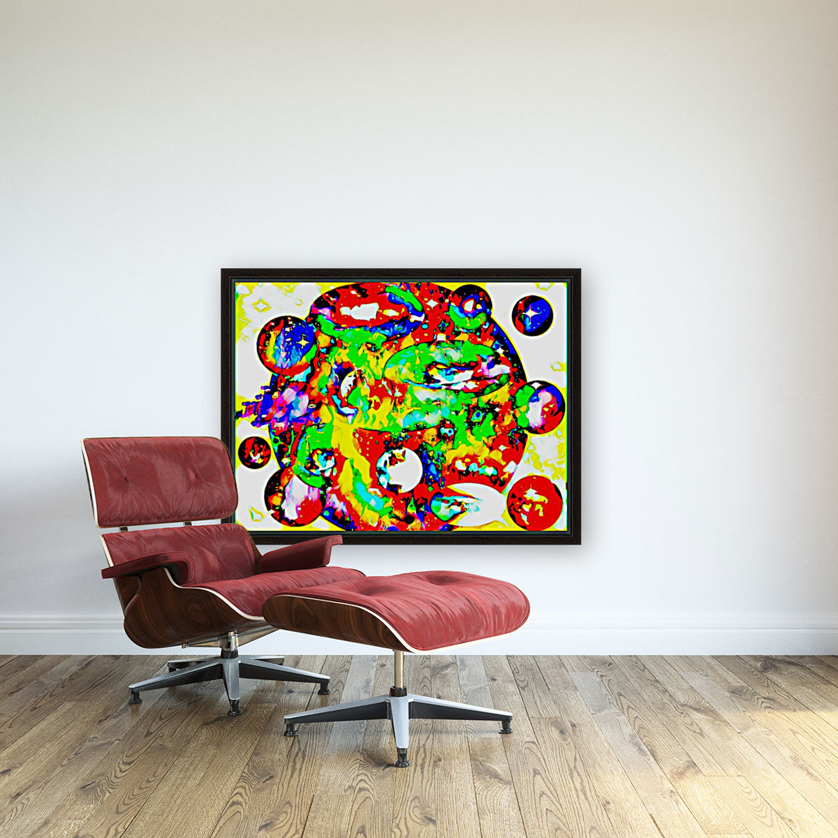 Deep Space  Art