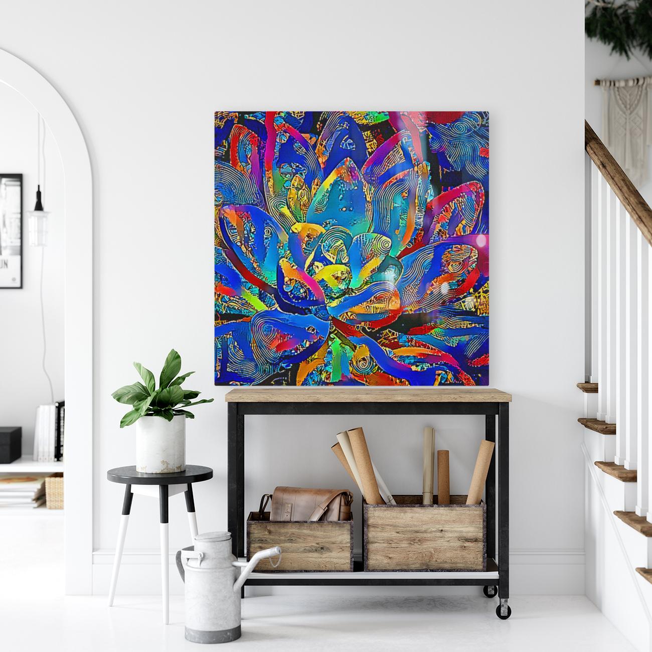 Succulent Jamboree  Art