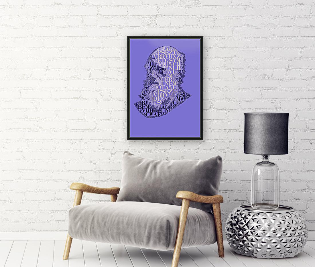 Charles Darwin  Art