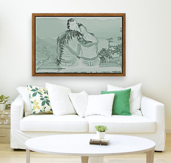 Couple  Art