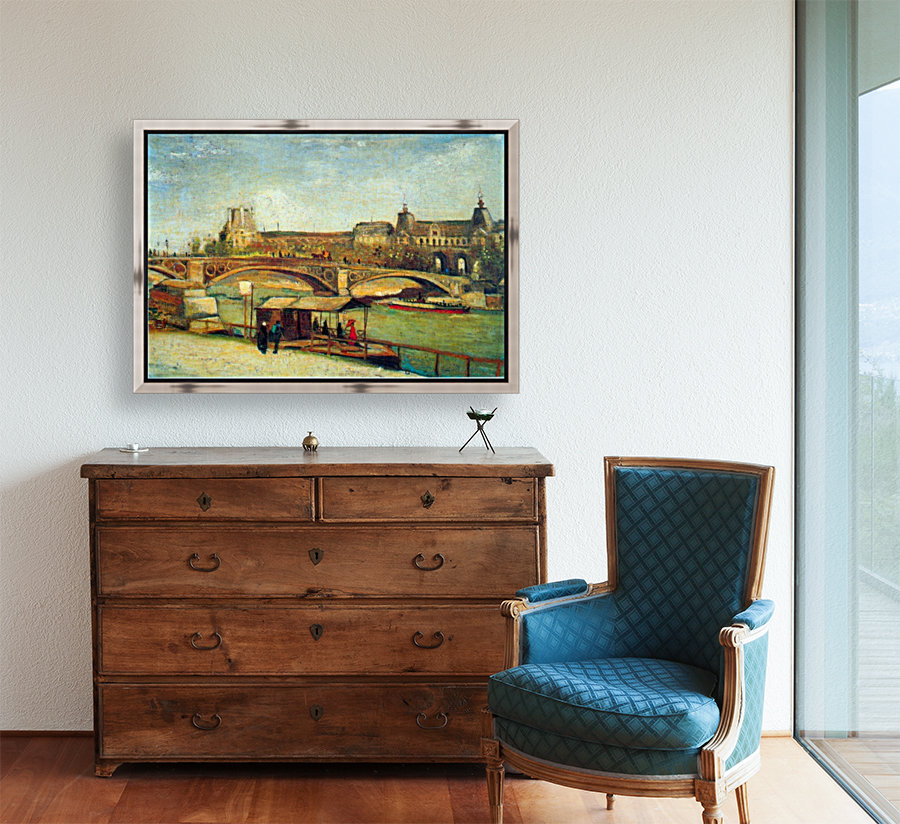 Bologne by Van Gogh  Art