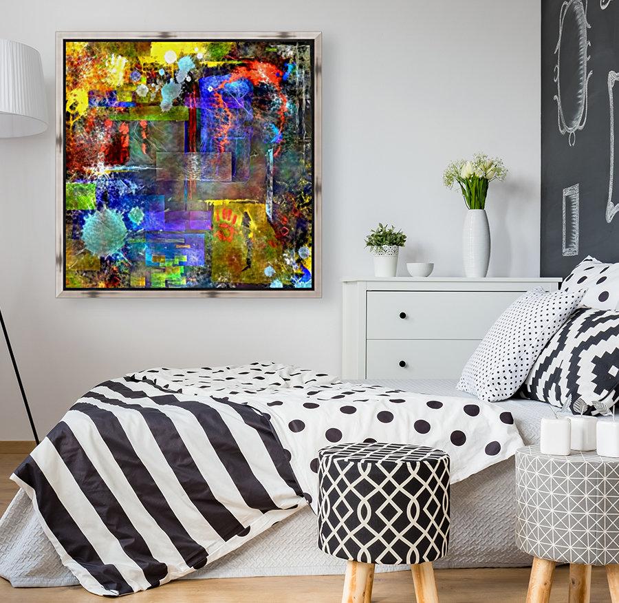 Modern Trendy Abstract Art  Art