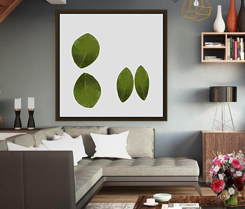 4 Leaves  Art