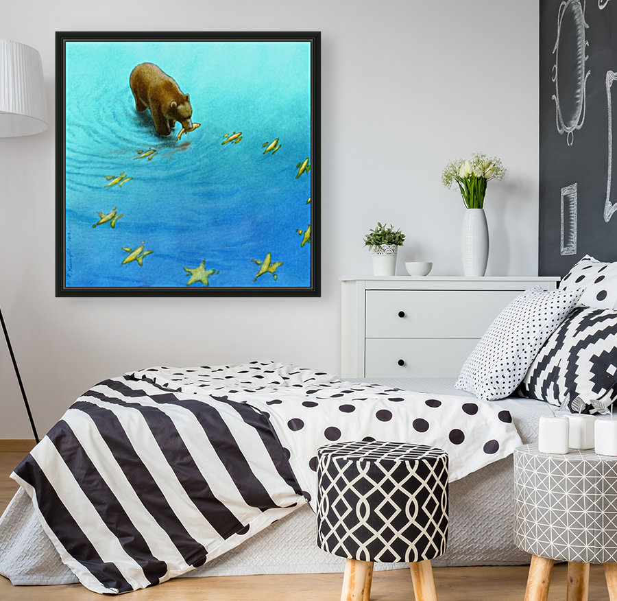 gold fishes  Art