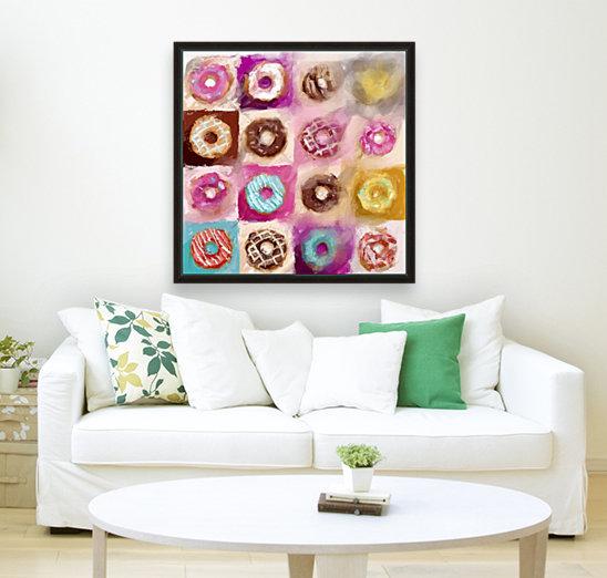 Donut Series No 1  Art