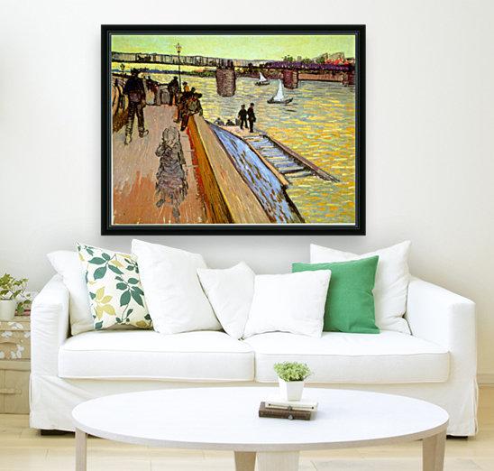 Bridge by Van Gogh  Art