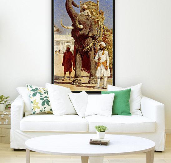 The Rajahs Elephant  Art