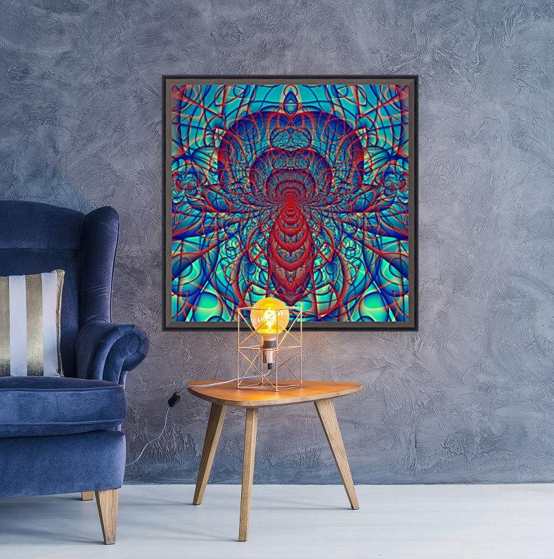 Blue_Spider  Art