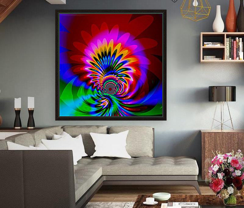 Psychedelic_Flower_series_3  Art