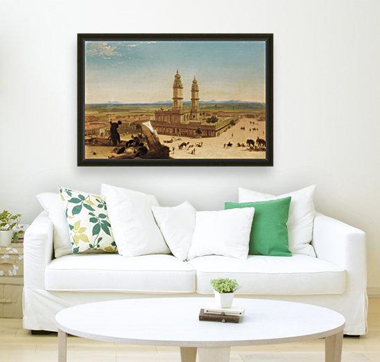 Oriental landscape  Art