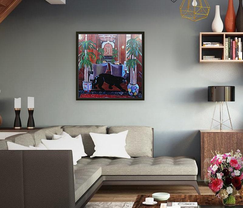 Bengal Lounge  Art
