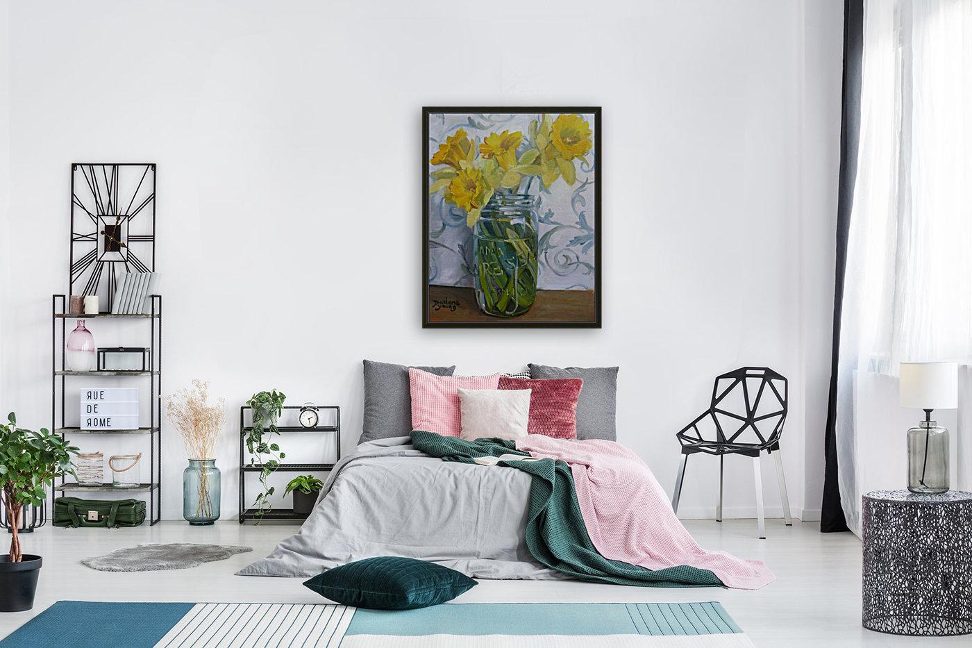 Daffodils  Art