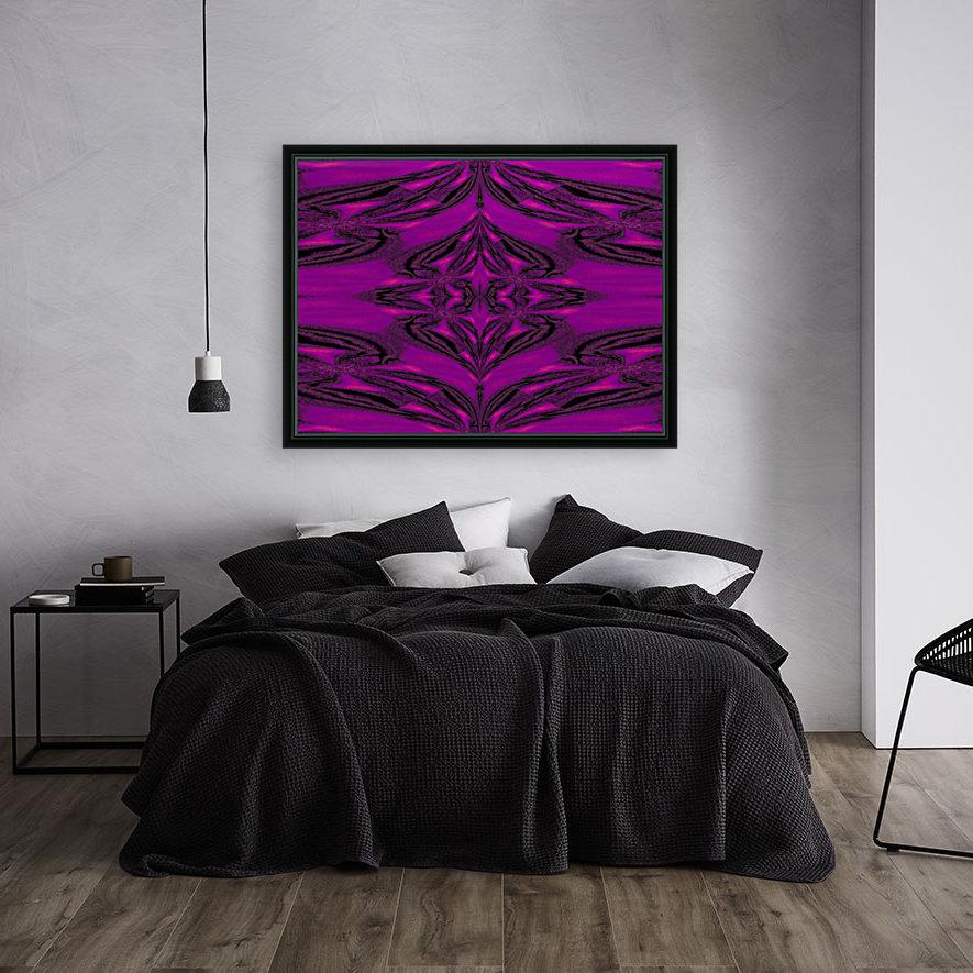 Purple Desert Song 5  Art