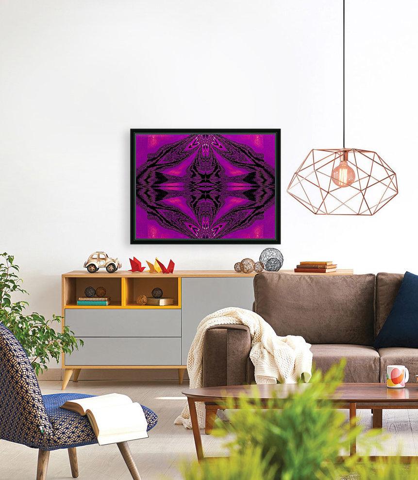 Purple Desert Song 7  Art