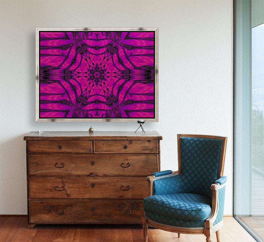 Purple Desert Song 19  Art