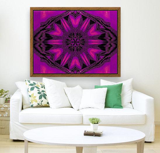 Purple Desert Song 22  Art