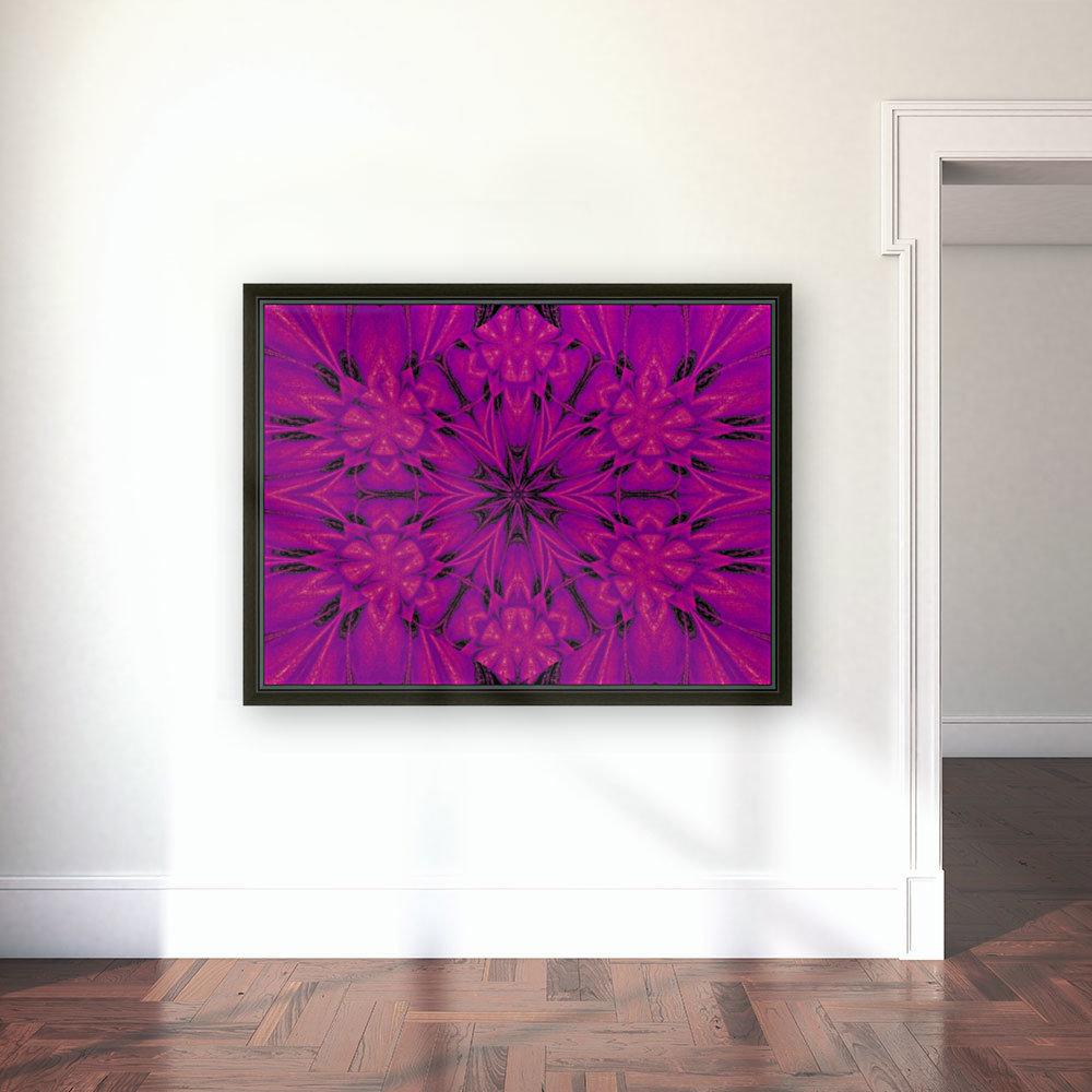 Purple Desert Song 32  Art