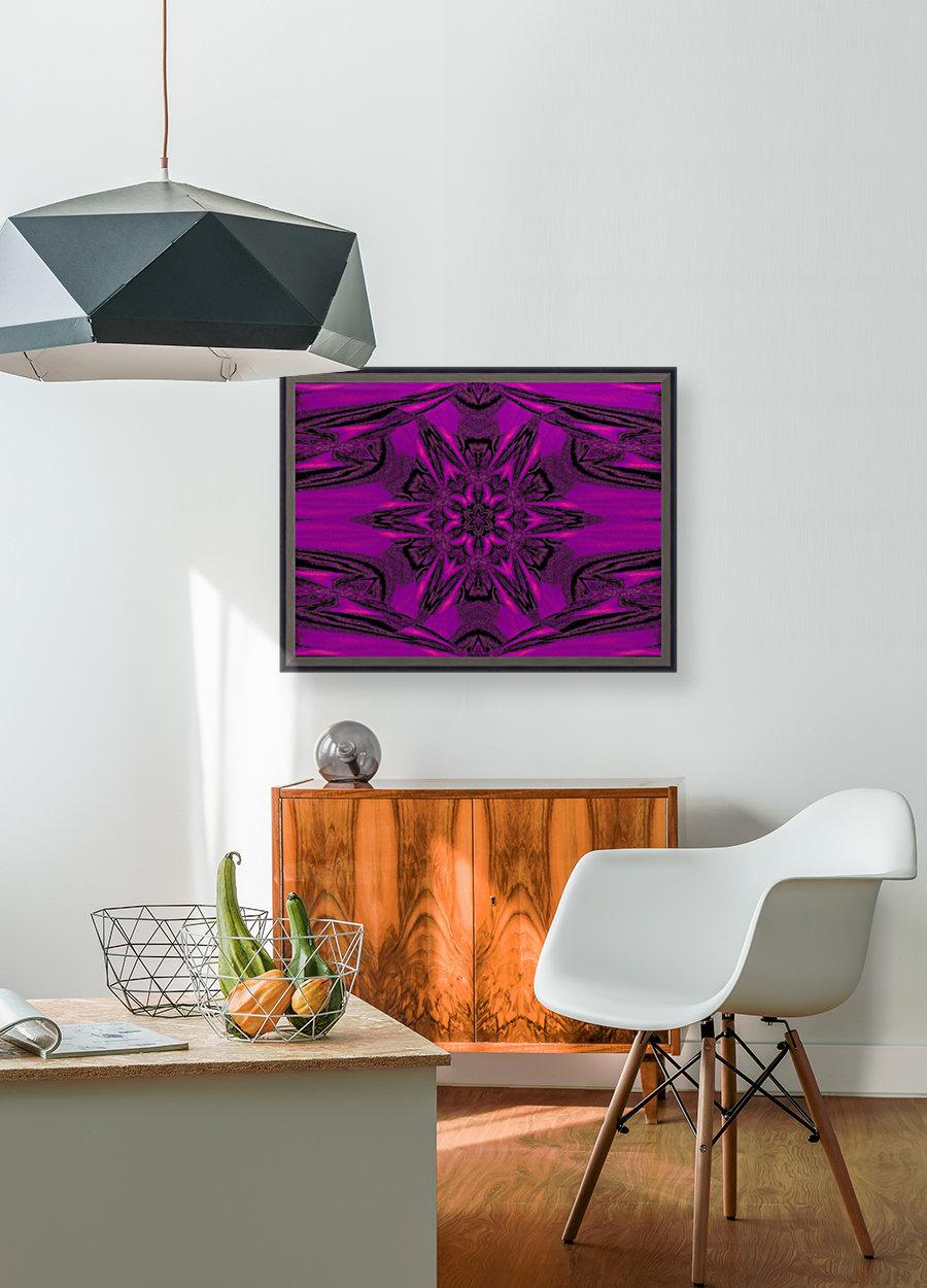 Purple Desert Song 40  Art