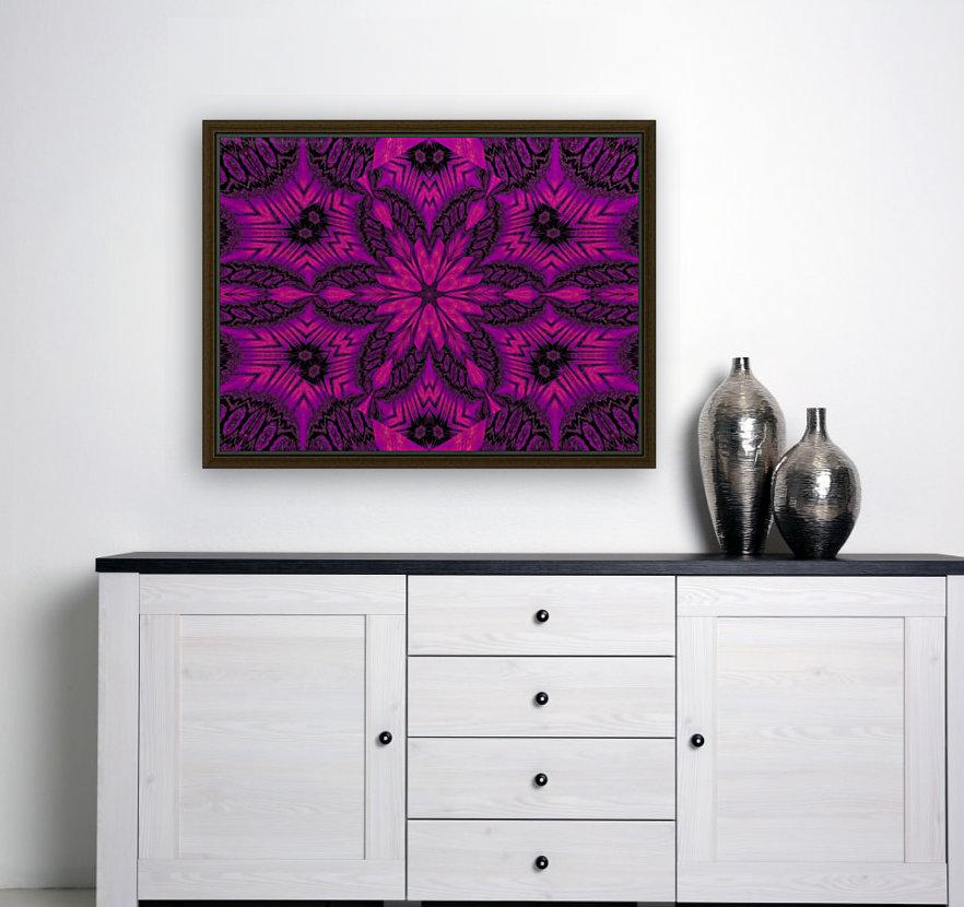 Purple Desert Song 41  Art
