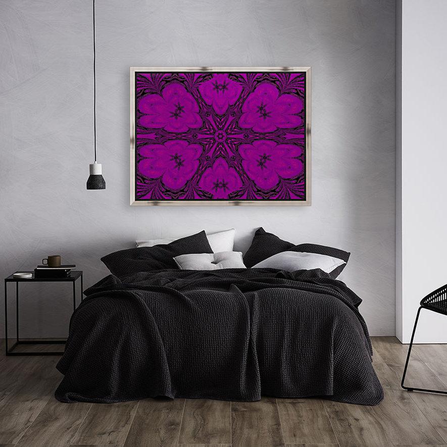 Purple Desert Song 47  Art
