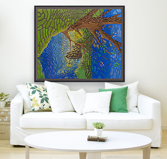 The Forth View  Art
