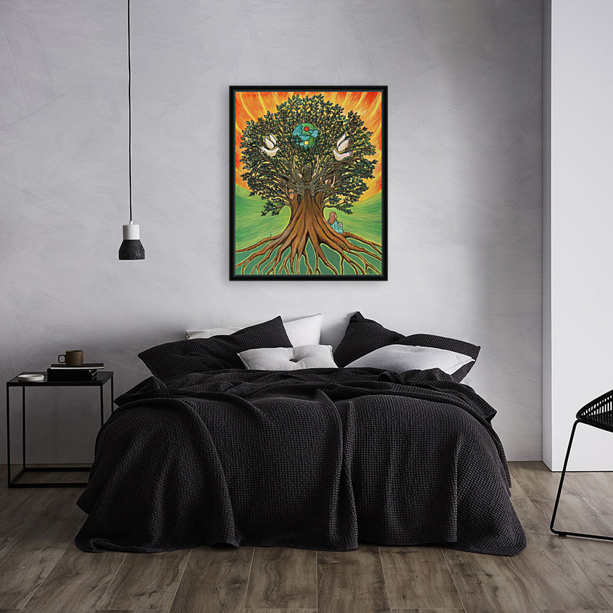 Rooted In The Tree Of Humanity  Art
